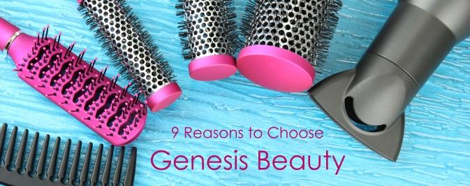 9 reasons to choose genesis beauty