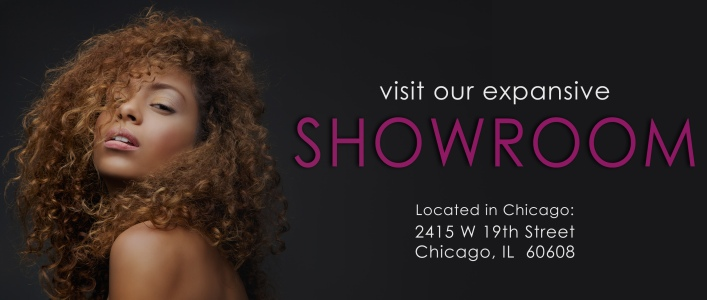 Visit our Chicago Showroom
